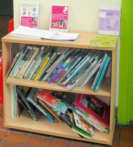 Eco Centre children's books enhance