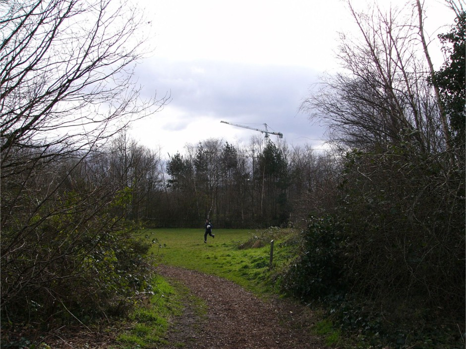Kickabout area, Gillespie Park