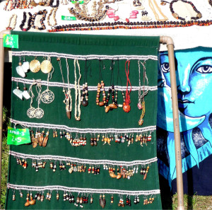 Row 3 No 2 Jewellery stall
