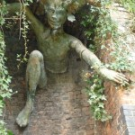 The Spriggan close-up.