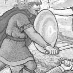 WEBSITE - The Battle for Tolla's Hill - Saxon defender