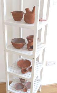 karin janssen VicBrk6 London Clay - Hackney clay used to make ceramics