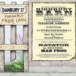 Highbury Barn - from farm to Pleasure Gardens...