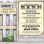 Highbury Barn - from farm to Pleasure Gardens...