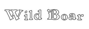 WILD BOAR label only