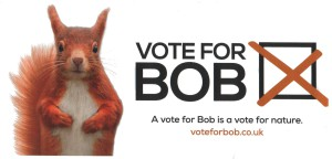 RSPB Vote for Bob