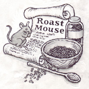 ARoast Mouse from Rich's book